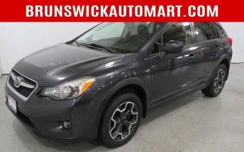 2014 Subaru XV Crosstrek for sale at Brunswick Auto Mart in Brunswick OH
