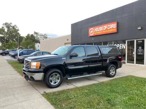 2011 GMC Sierra 1500 for sale at HOUSE OF CARS CT in Meriden CT
