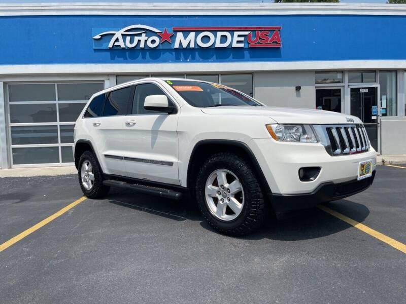 2011 Jeep Grand Cherokee for sale at AUTO MODE USA in Burbank IL