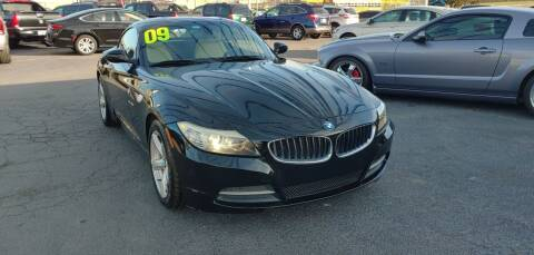 2009 BMW Z4 for sale at I-80 Auto Sales in Hazel Crest IL