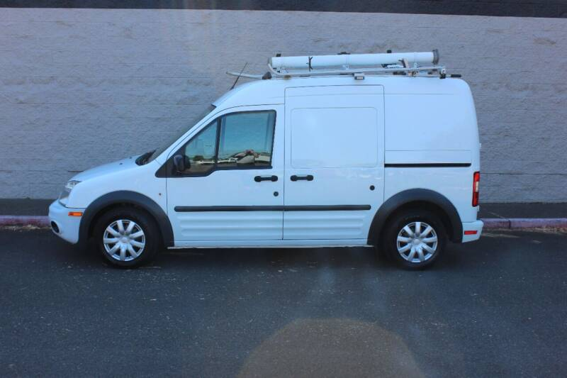 2012 Ford Transit Connect for sale at Al Hutchinson Auto Center in Corvallis OR
