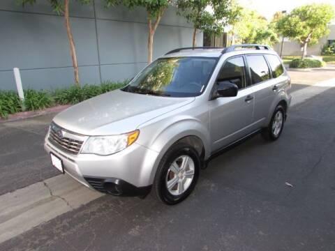 2010 Subaru Forester for sale at Pennington's Auto Sales Inc. in Orange CA