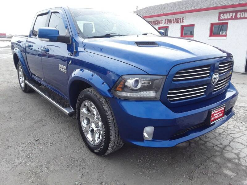 2014 RAM Ram Pickup 1500 for sale at Sarpy County Motors in Springfield NE