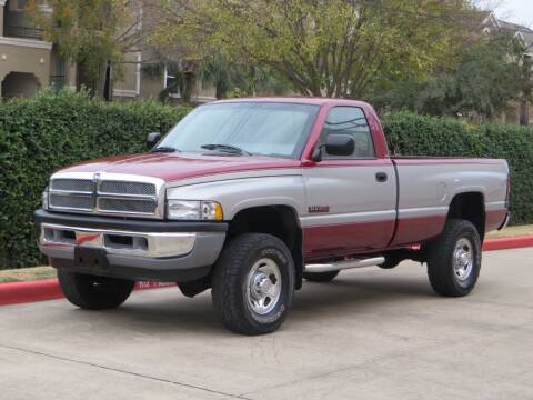 1995 Dodge Ram Pickup 2500 for sale at RBP Automotive Inc. in Houston TX