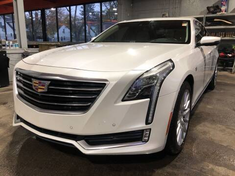 2016 Cadillac CT6 for sale at Champs Auto Sales in Detroit MI