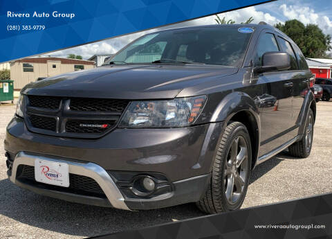 2016 Dodge Journey for sale at Rivera Auto Group in Spring TX