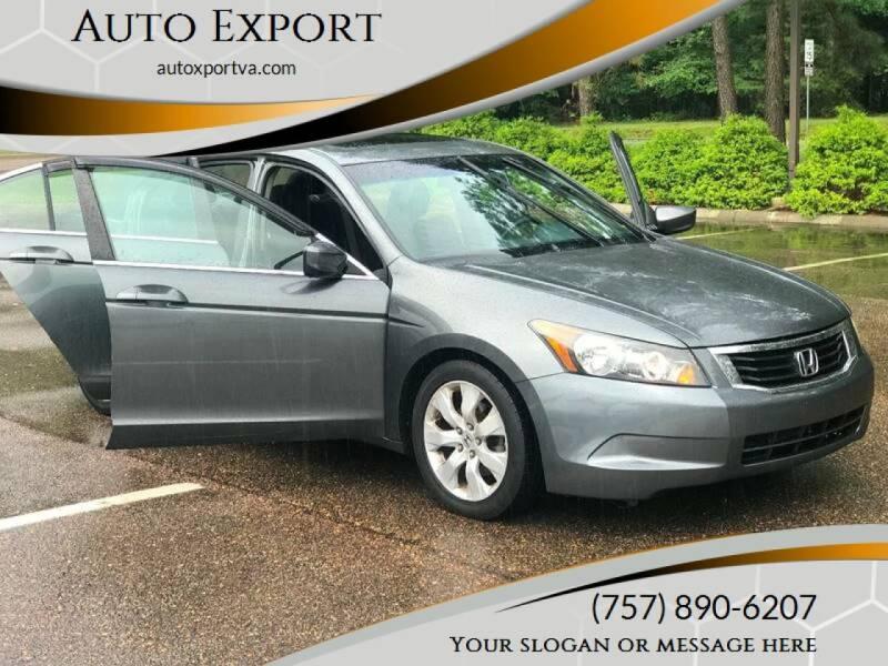 2010 Honda Accord for sale at Autoxport in Newport News VA