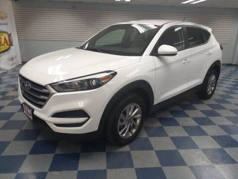 2018 Hyundai Tucson for sale at Mirak Hyundai in Arlington MA