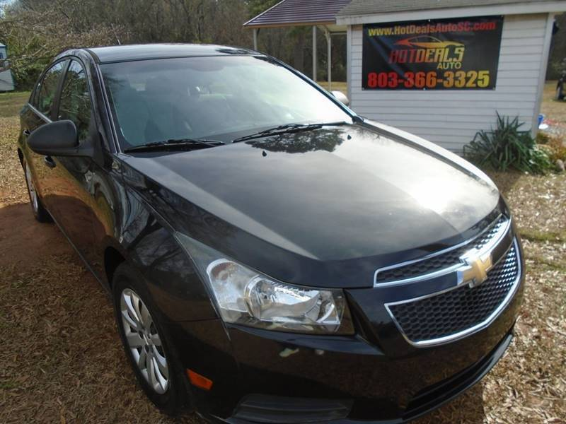 2011 Chevrolet Cruze for sale at Hot Deals Auto LLC in Rock Hill SC