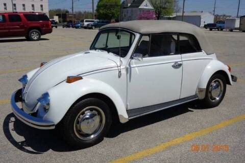 1970 Volkswagen Beetle for sale at Haggle Me Classics in Hobart IN