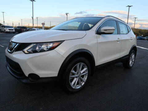 2018 Nissan Rogue Sport for sale at RUSTY WALLACE KIA OF KNOXVILLE in Knoxville TN