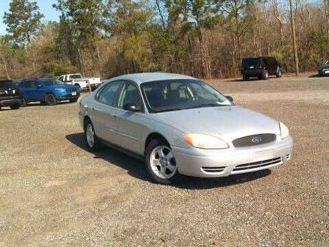 2005 Ford Taurus for sale at Let's Go Auto Of Columbia in West Columbia SC