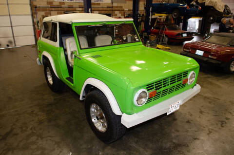 1973 Ford Bronco for sale at Its Alive Automotive in Saint Louis MO
