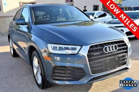 2018 Audi Q3 for sale at LAKESIDE MOTORS, INC. in Sachse TX