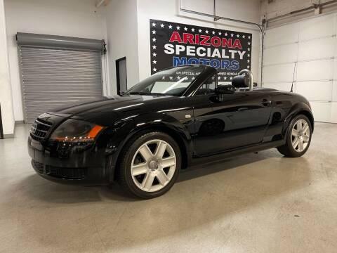 2004 Audi TT for sale at Arizona Specialty Motors in Tempe AZ