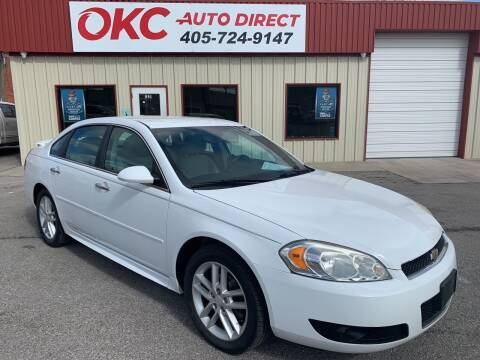 2013 Chevrolet Impala for sale at OKC Auto Direct, LLC in Oklahoma City OK