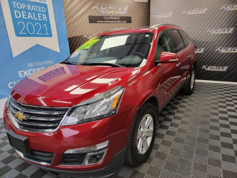 2013 Chevrolet Traverse for sale at X Drive Auto Sales Inc. in Dearborn Heights MI