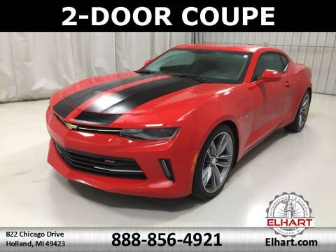 2018 Chevrolet Camaro for sale at Elhart Automotive Campus in Holland MI