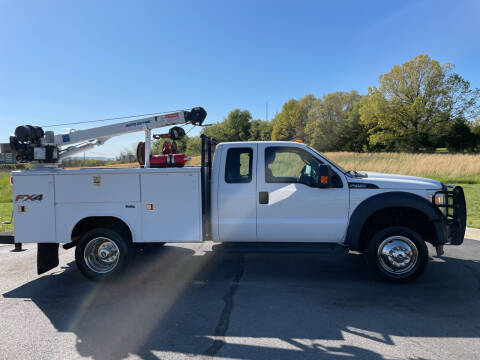 2015 Ford F-450 Super Duty for sale at V Automotive in Harrison AR