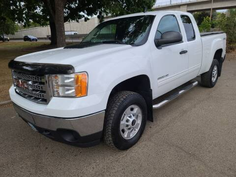 2012 GMC Sierra 2500HD for sale at EXECUTIVE AUTOSPORT in Portland OR