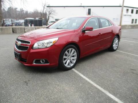 2013 Chevrolet Malibu for sale at Route 16 Auto Brokers in Woburn MA