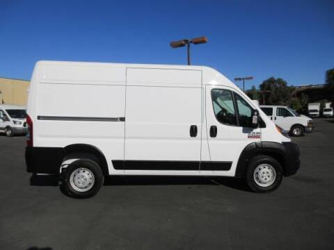 2020 RAM ProMaster Cargo for sale at Norco Truck Center in Norco CA