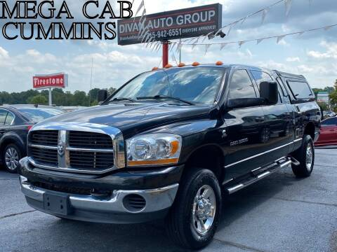 2006 Dodge Ram Pickup 3500 for sale at Divan Auto Group in Feasterville PA