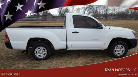 2008 Toyota Tacoma for sale at Ryan Motors LLC in Warsaw IN