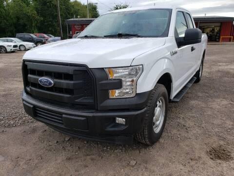 2017 Ford F-150 for sale at CAR CORNER in Van Buren AR