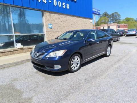 2011 Lexus ES 350 for sale at 1st Choice Autos in Smyrna GA