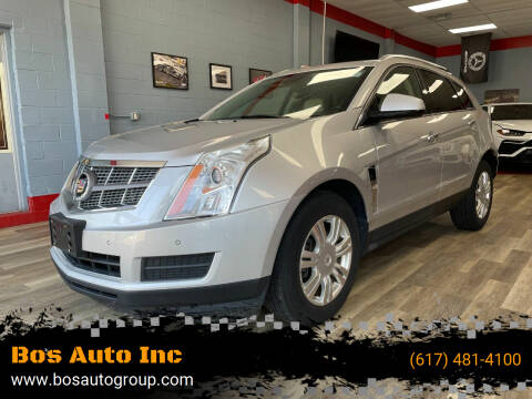 2012 Cadillac SRX for sale at Bos Auto Inc in Quincy MA