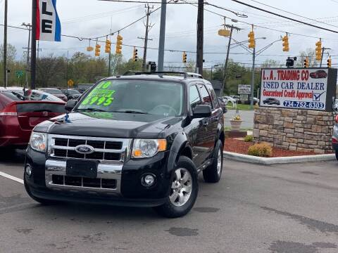 2010 Ford Escape Hybrid for sale at L.A. Trading Co. Woodhaven in Woodhaven MI