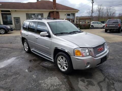2006 GMC Envoy for sale at Motorsports Motors LLC in Youngstown OH