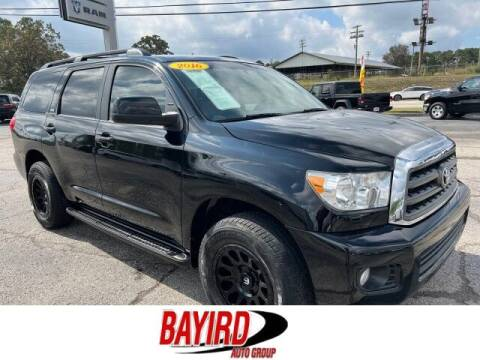 2016 Toyota Sequoia for sale at Bayird Truck Center in Paragould AR
