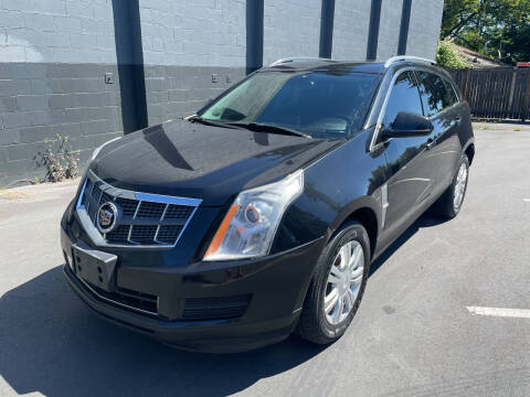 2012 Cadillac SRX for sale at APX Auto Brokers in Lynnwood WA