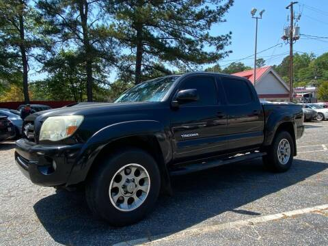 2008 Toyota Tacoma for sale at Car Online in Roswell GA