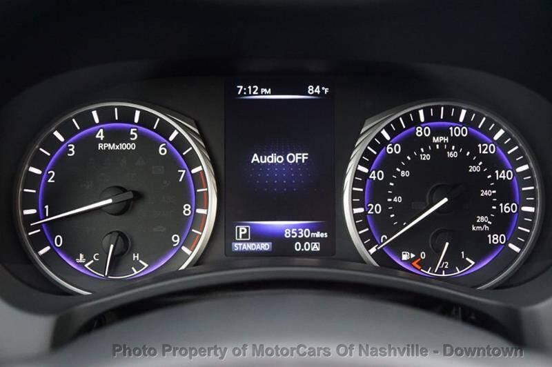 2018 Infiniti Q60 3.0t LUXE RWD - Nashville TN