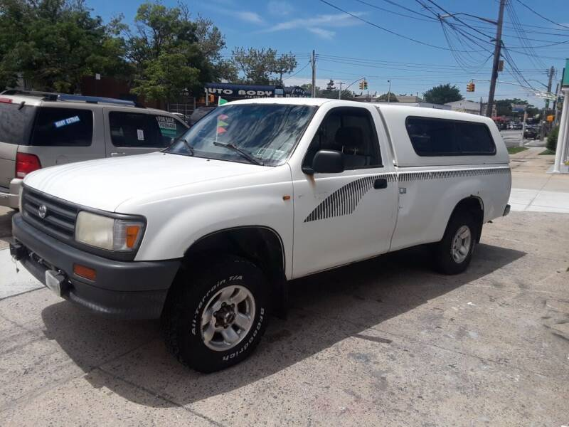 1993 Toyota T100 for sale at Blackbull Auto Sales in Ozone Park NY