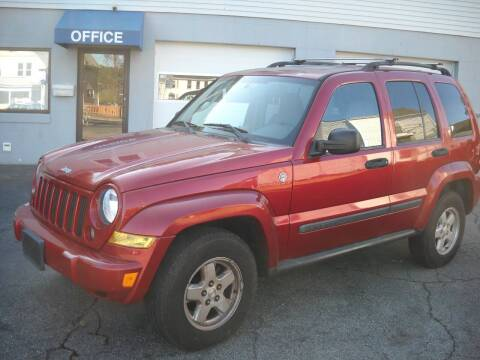 2007 Jeep Liberty for sale at Best Wheels Imports in Johnston RI