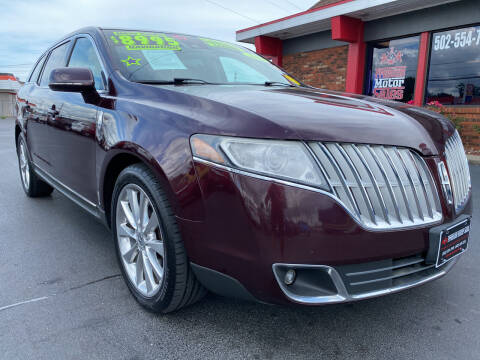 2011 Lincoln MKT for sale at Premium Motors in Louisville KY