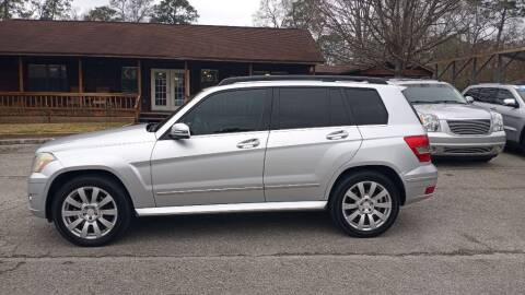 2010 Mercedes-Benz GLK for sale at Victory Motor Company in Conroe TX