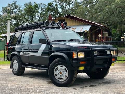 1991 Nissan Pathfinder for sale at OVE Car Trader Corp in Tampa FL