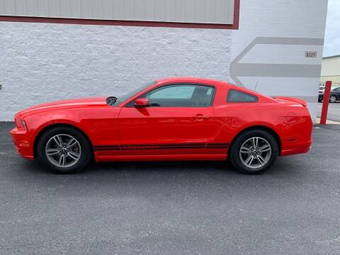 2013 Ford Mustang for sale at Ryan Motors in Frankfort IL