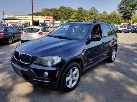 2007 BMW X5 for sale at Atlantic Auto Sales in Garner NC