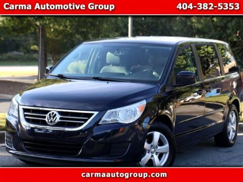2010 Volkswagen Routan for sale at Carma Auto Group in Duluth GA