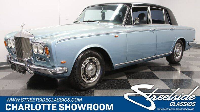1969 Rolls-Royce Silver Shadow for sale in Concord, NC