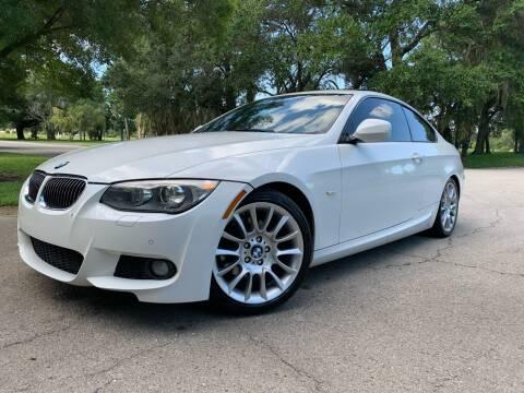 2012 BMW 3 Series for sale at FLORIDA MIDO MOTORS INC in Tampa FL
