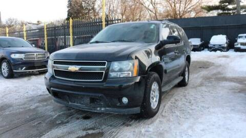 2011 Chevrolet Tahoe for sale at F & M AUTO SALES in Detroit MI