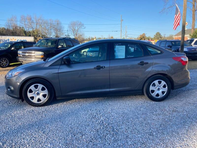 2013 Ford Focus for sale at Joye & Company INC, in Augusta GA