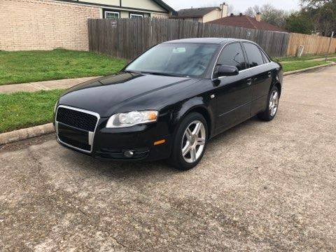 2007 Audi A4 for sale at Demetry Automotive in Houston TX